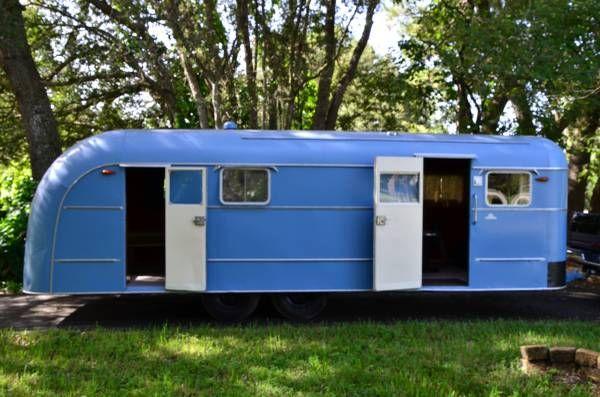 image 1 | Vintage campers trailers, Vintage camper ...