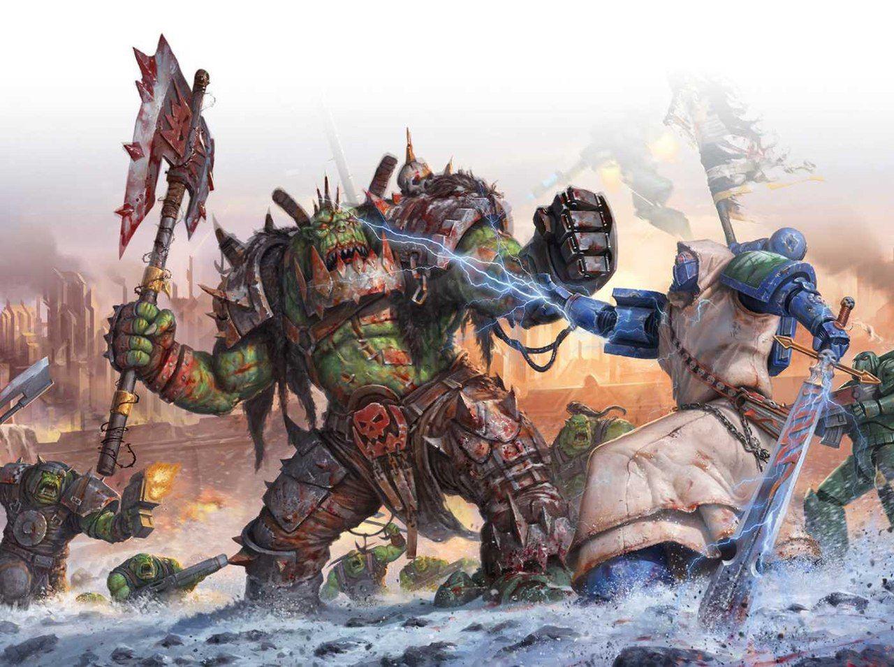 Warhammer 40k & AoS: Art of War's photos – 103 albums | VK