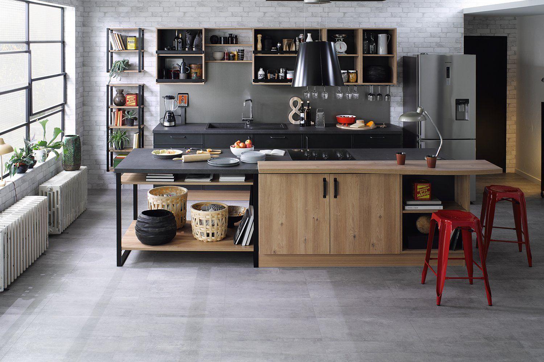 17 Nouvelles Cuisines Ultra Canons Cuisine Moderne Cuisinella