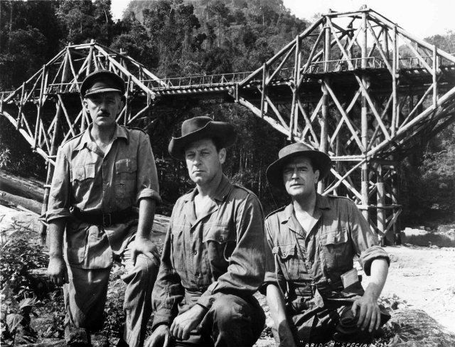 The Bridge On The River Kwai Best Picture Winners Movies Oscar Best Picture