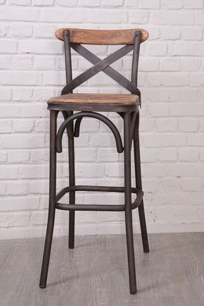 Chaise De Bar Loft Nola Chaise Bar Tabouret De Bar Meuble House