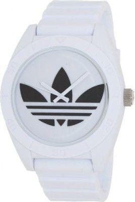 3e95be0cd8e Relógio Adidas Originals Santiago XL - White Men s watch  ADH2823  Relogio   Adidas