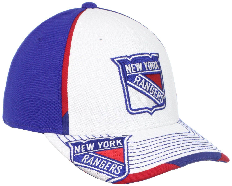 c13c8c619 Amazon.com  NHL New York Rangers Second Season Flex Fit Hat  Clothing