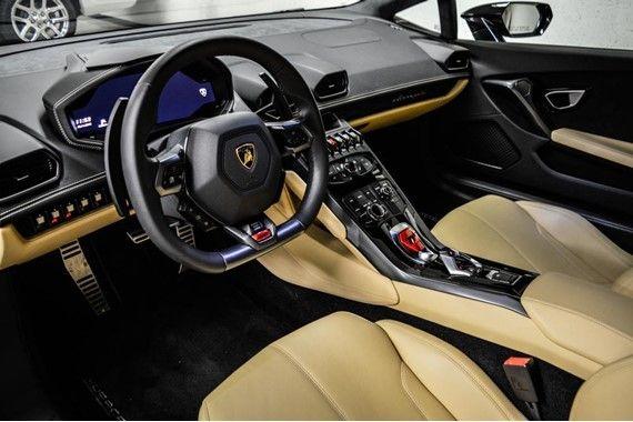 2015 Lamborghini Huracan LP610-4 | 1406403 | Photo 9 Full Size