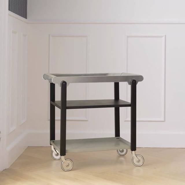 The Anoon Drinks Trolley Takes Pride In The Home Decor And Can Be