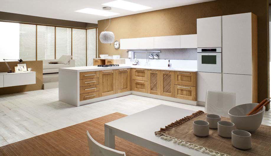Con #Arrex la cucina è classica e moderna insieme | Kitchen / cucine ...