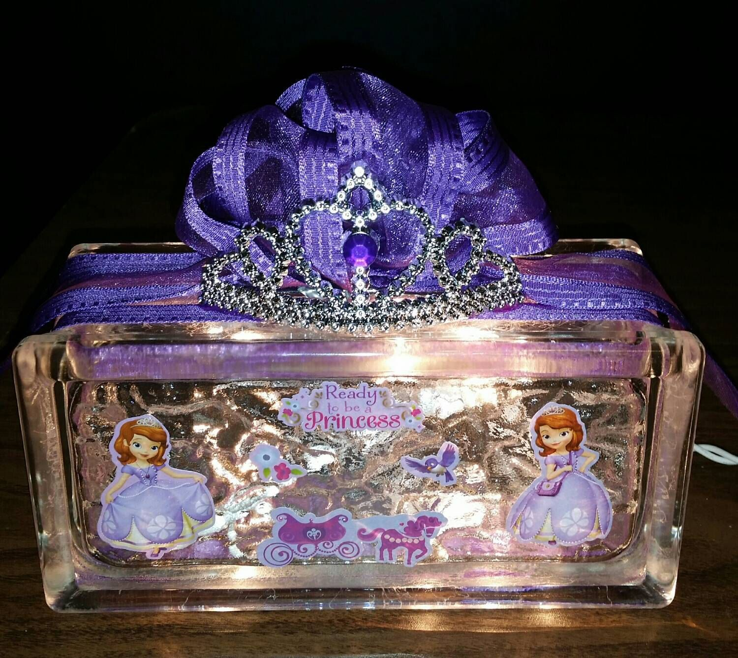 Kids Nightlight Princess Sofia The First Nightlight
