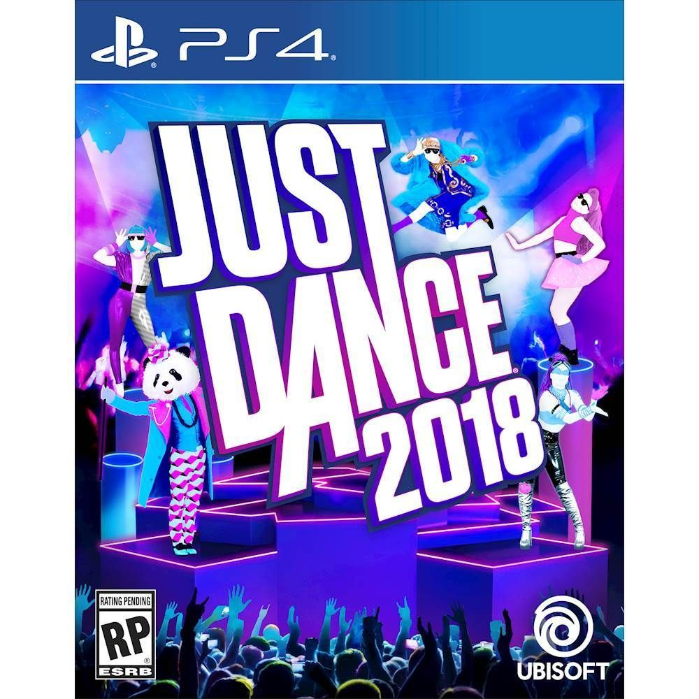 Just added to PlayStation 4 on Best Buy : Just Dance 2018 ...
