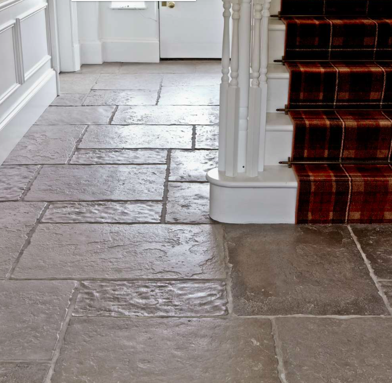 flooring fake flagstones stone tile