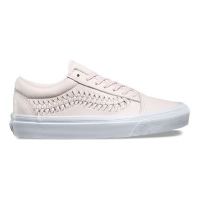 Leather Old Skool Weave DX | Shop Shoes | Womens shoes