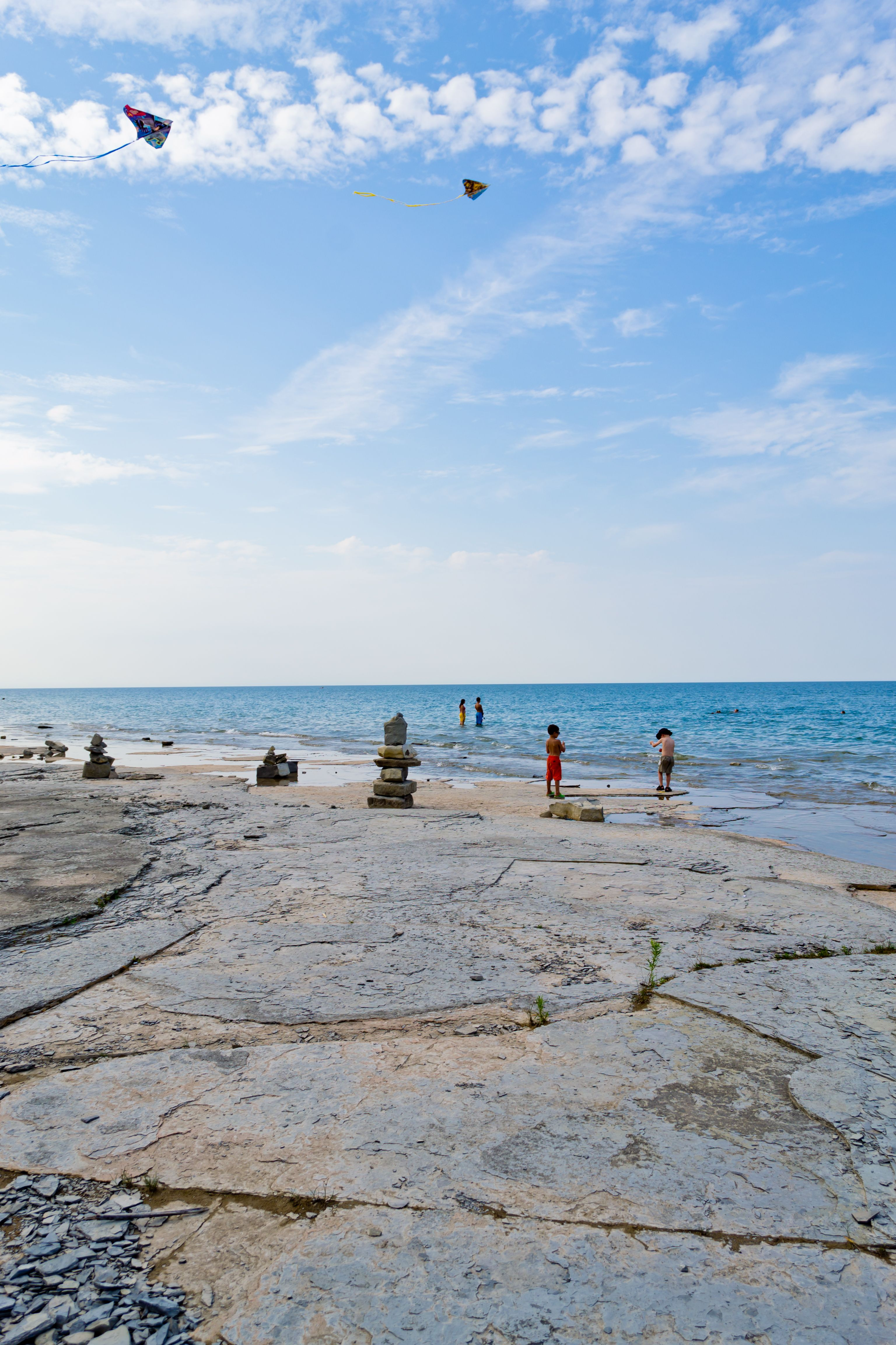 the beach canada wasaga in gettyimages best rentals ontario beaches cottages cottage