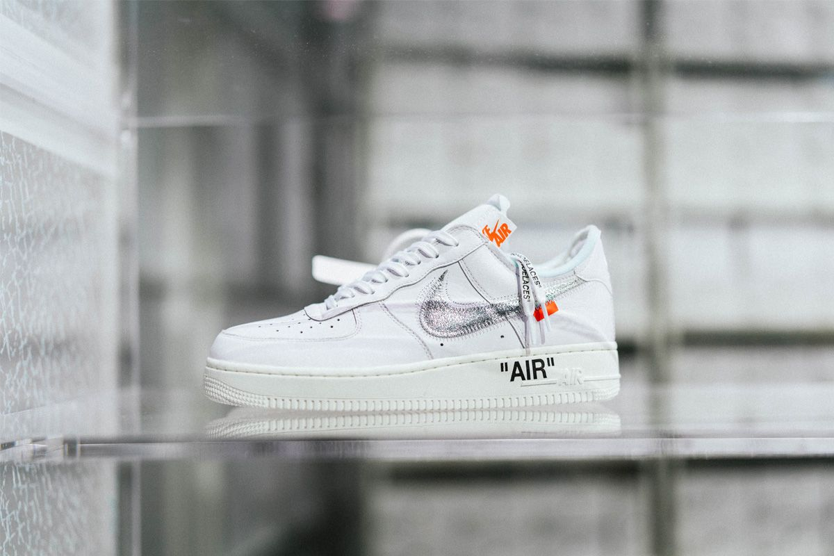 Air Force 1 Exhibition Was an A Z