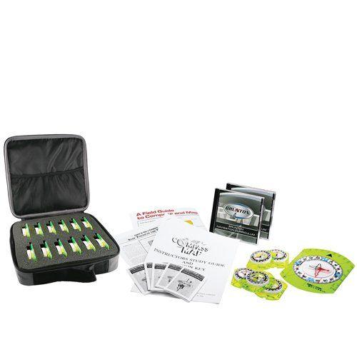 Brunton Classic Navigation Educational Kit, 24pc >>> Visit the image link more details.