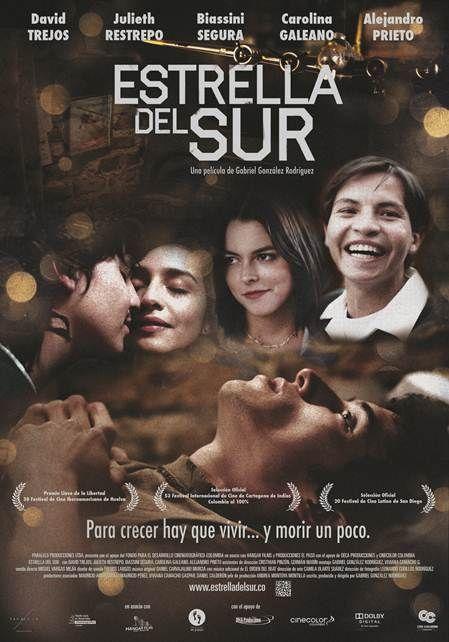 Estrella Del Sur De Gabriel González Carteleras De Cine Cine Películas Extranjeras