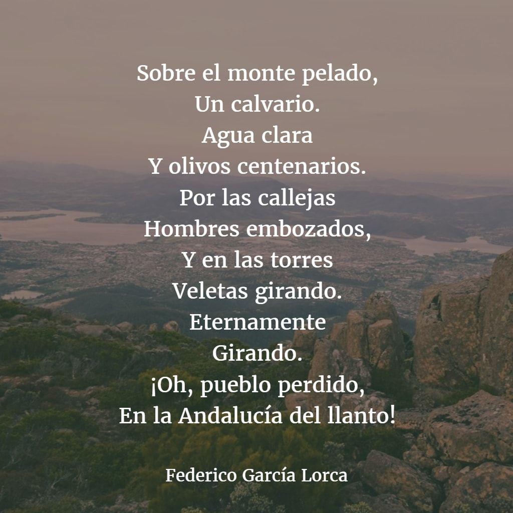 Poemas De Federico Garcia Lorca 9 Poemas Federico Garcia Lorca Garcia Lorca Poemas