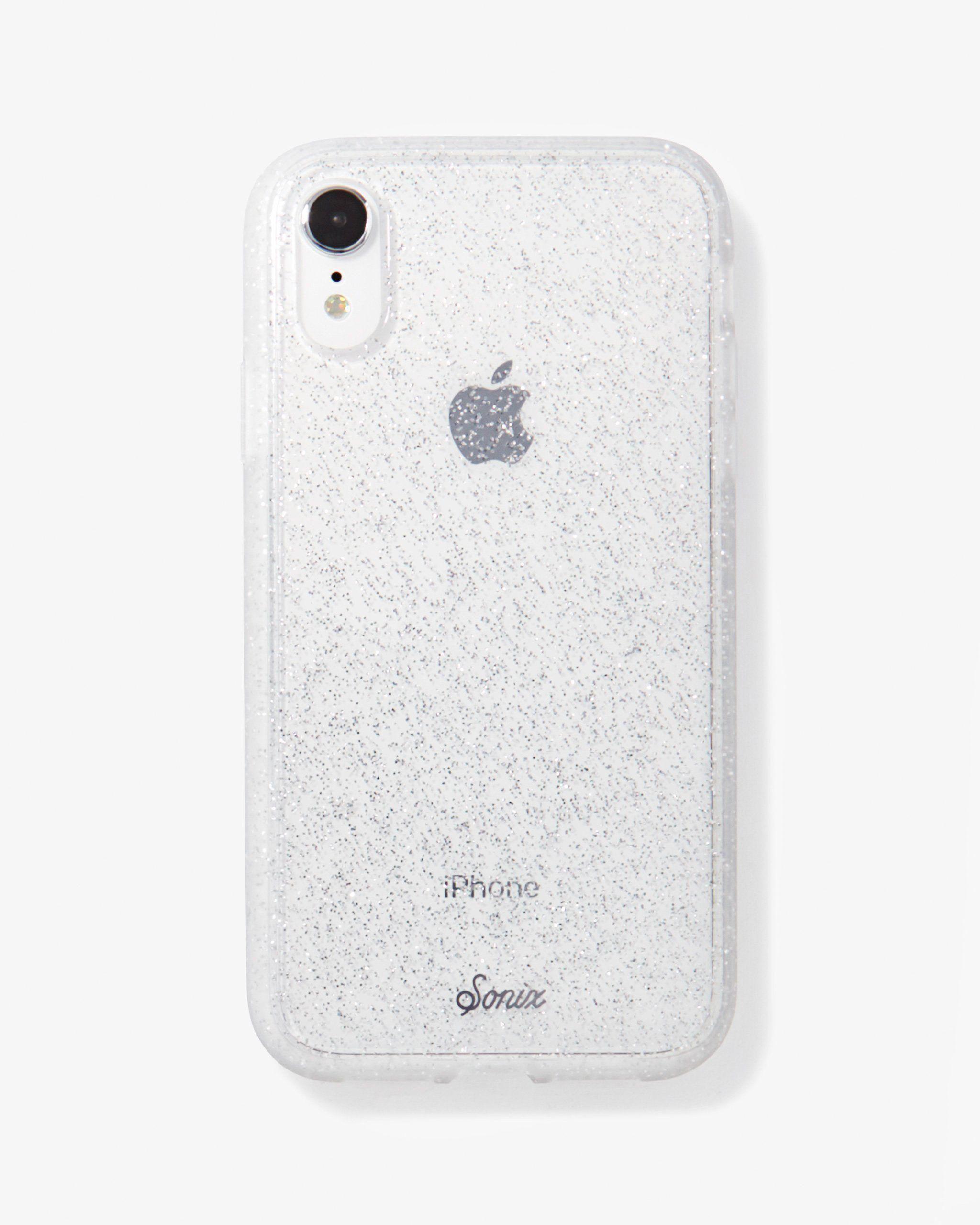 Silver Glitter Iphone Xr Iphonex Apple Phone Case Iphone Phone Cases Glitter Phone Cases