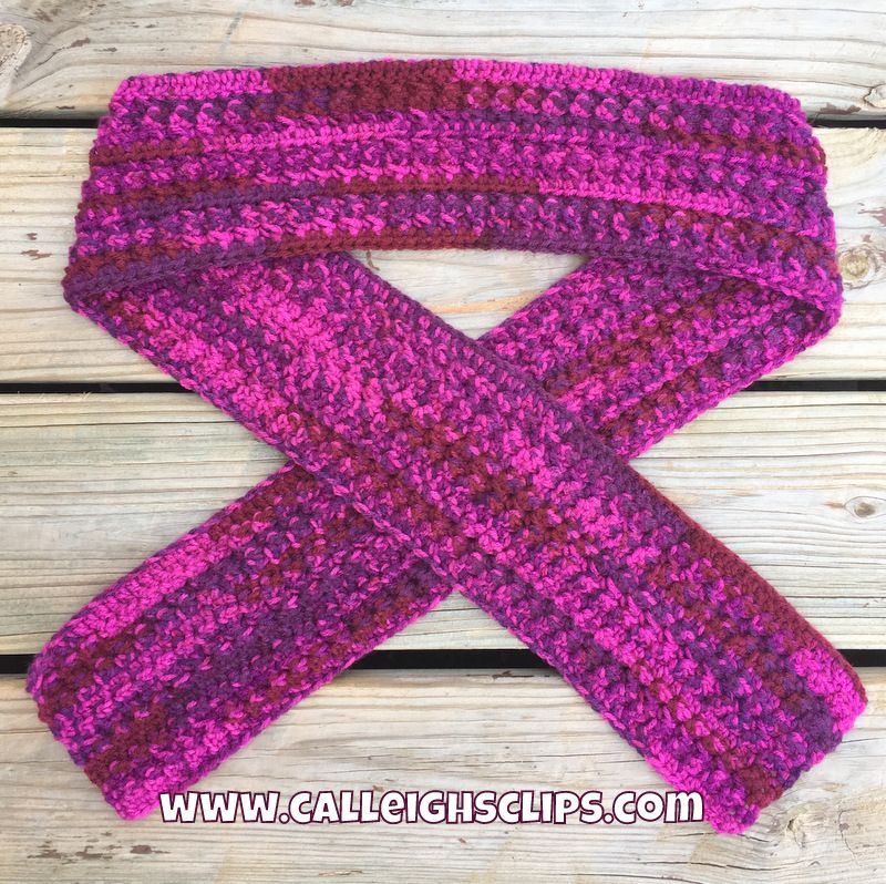 Calleigh\'s Clips & Crochet Creations: Free Crochet Pattern ...