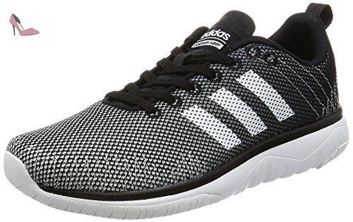 Adidas cloudfoam Super Flex w Chaussures de sport pour femme Gris...