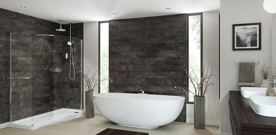 Bathroom Design Ideas Uk Home Decor Variant di 2018 Pinterest