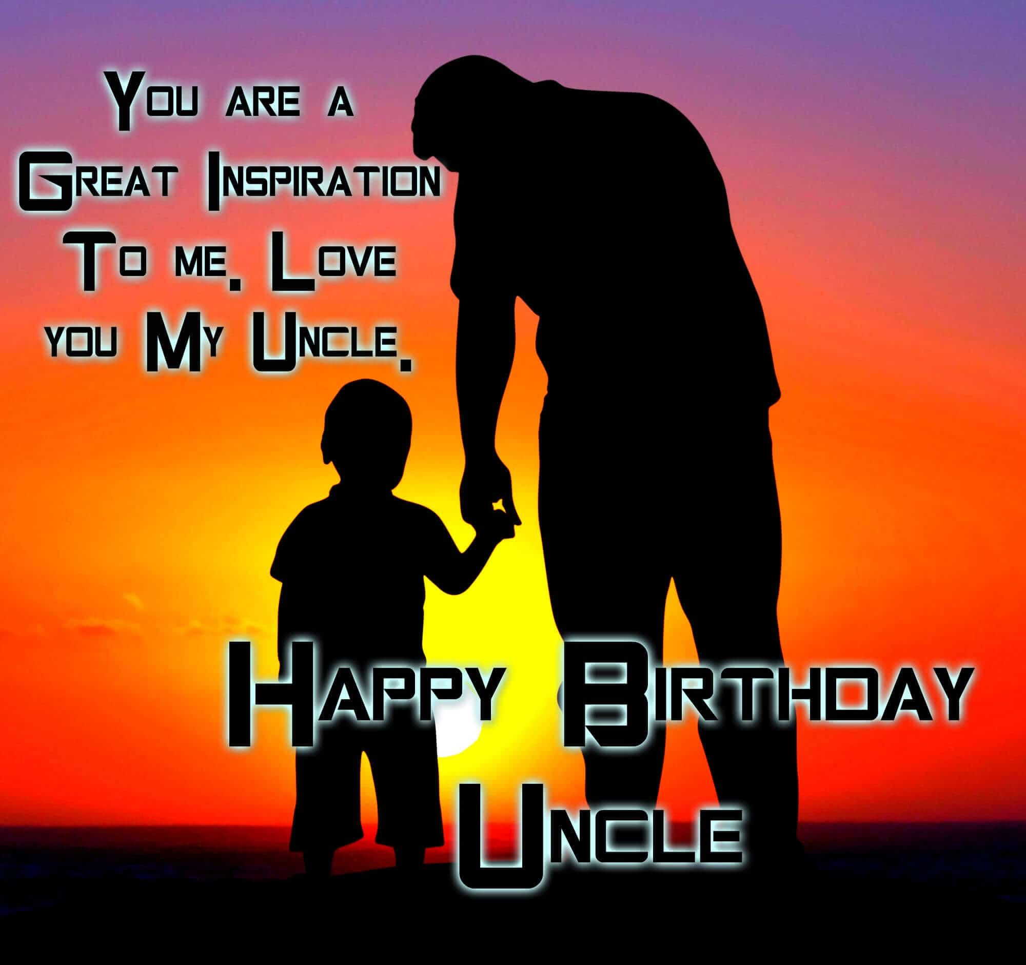 Christian Birthday Wishes To Uncle From Niece