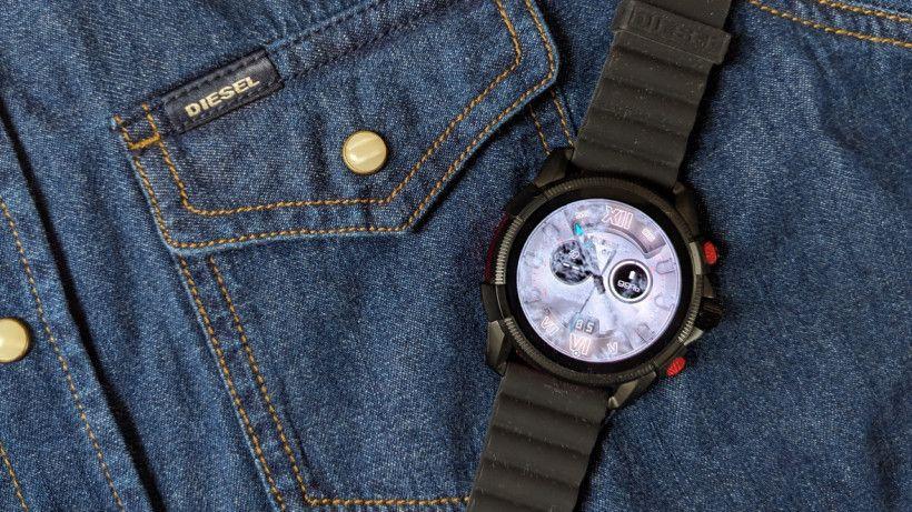 Diesel On Full Guard 2 5 Review Diesel Watch Diesel Wear Watch