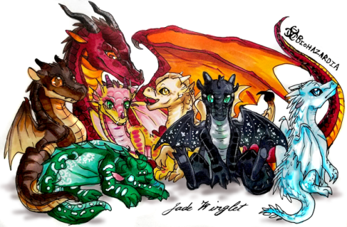 Pin By Ducks For Life On Wings Of Fire Wings Of Fire Dragons