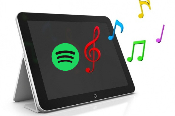 How to Transfer Spotify Music from PC to iPad for Offline