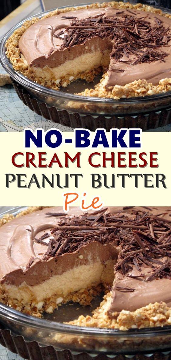 Vegan Peanut Butter Pie Gluten Free Diry Free No Tofu No