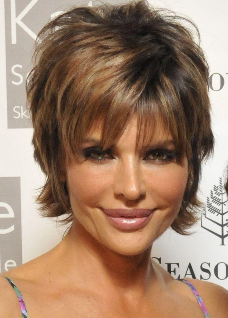 Lisa Rinna Hairstyles Lisa Rinna Mature Hairstyles Hair Pinterest Love This