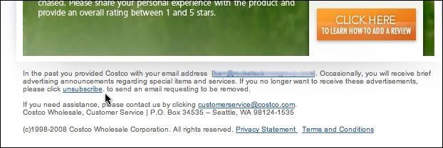A Permission Reminder Is A Little Blurb In Your Email Marketing
