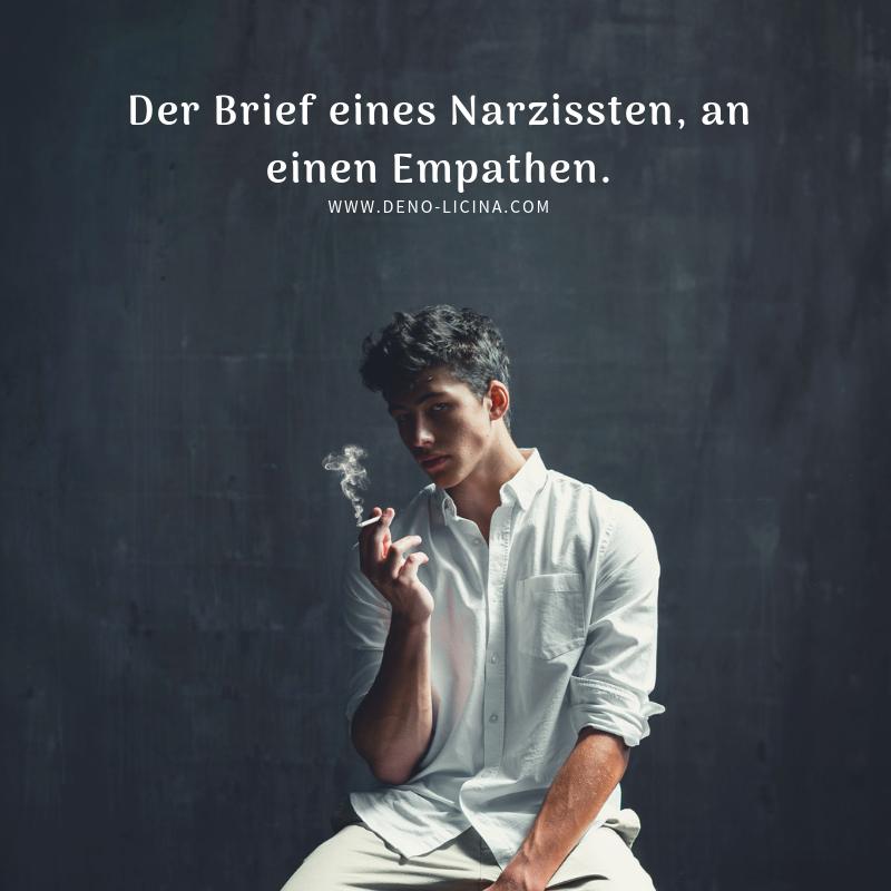 Der Brief eines Narzissten, an einen Empathen. | Narzisst