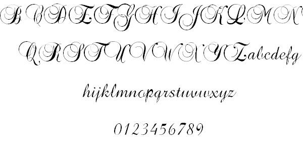 Writing In Cursive Fancy K S Cursive Tattoo Font For Download
