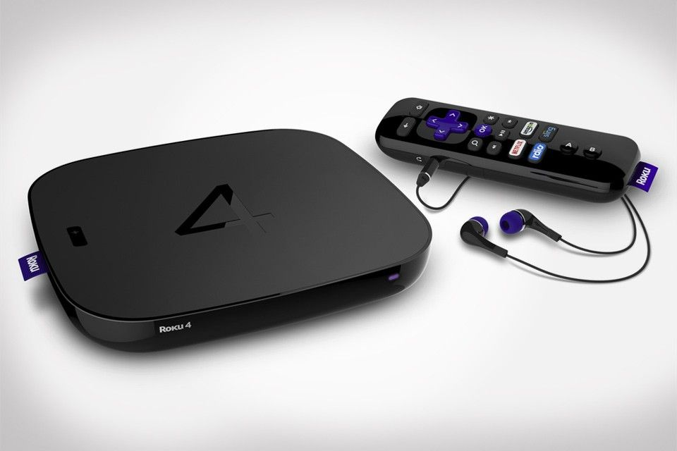 Meet the Roku 4, Jampacked with 4K Content Apple tv