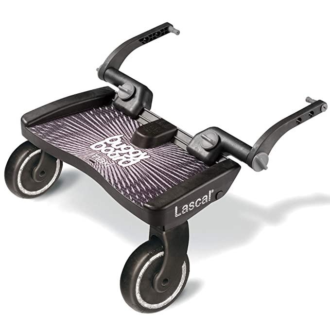 Lascal BuggyBoard Maxi, Black, Universal Ride
