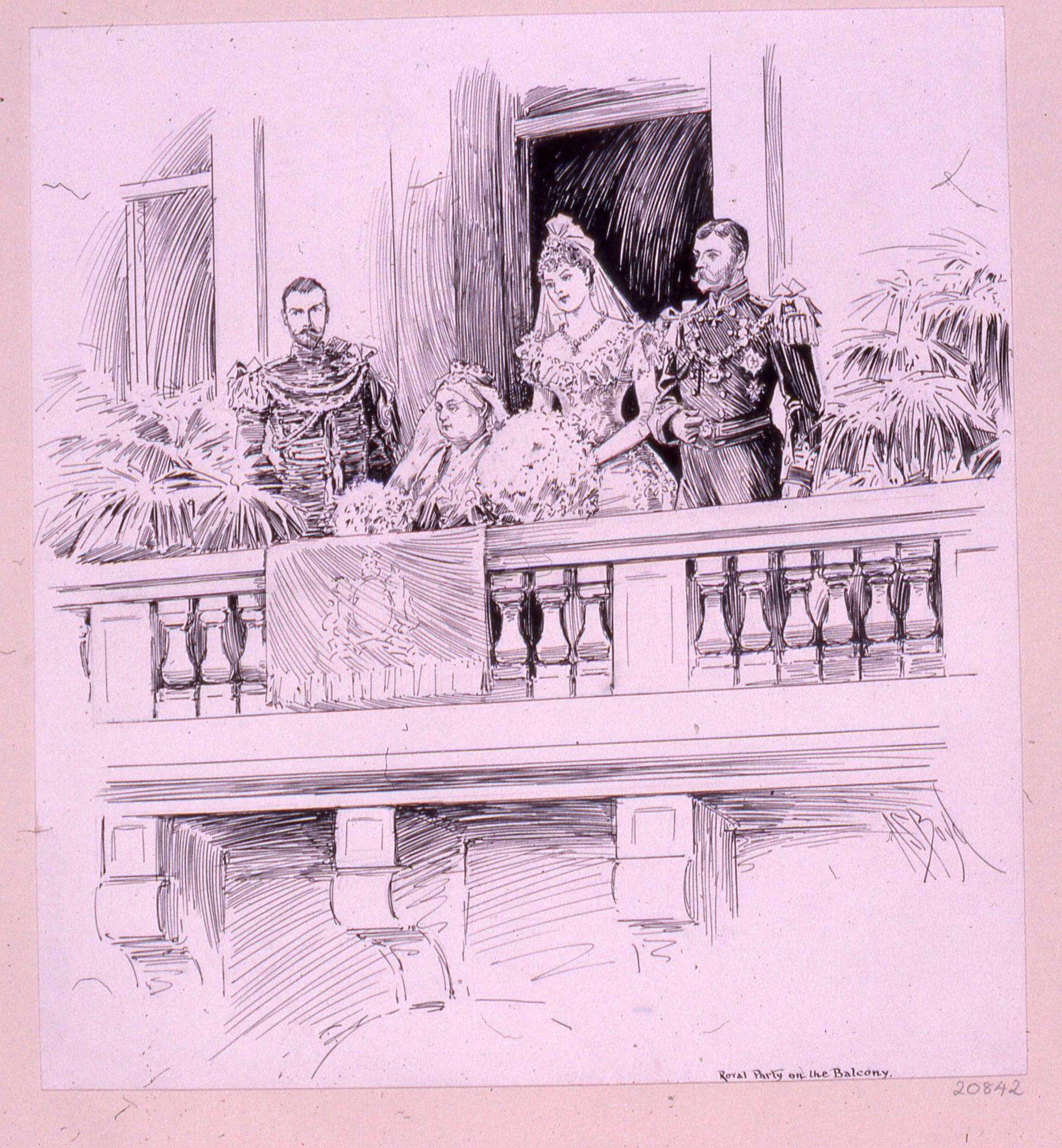 O Casamento Do Duque E Da Duquesa De York: A Comitiva Real