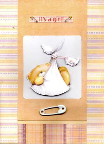 New-Baby-Its-A-Girl-Its-A-Boy-Forever-Friends-Cards-Handmade-Pram-Hugs