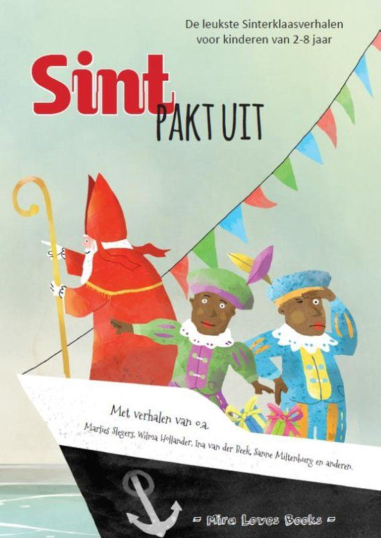 Sint pakt uit, Lin de Laat | 9789082288278 | Boeken