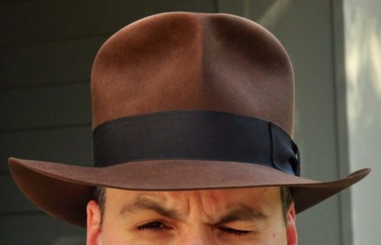 e2d0a32cc2b2d Penman Hat Co. -- John Penman s  Raiders  Fedora