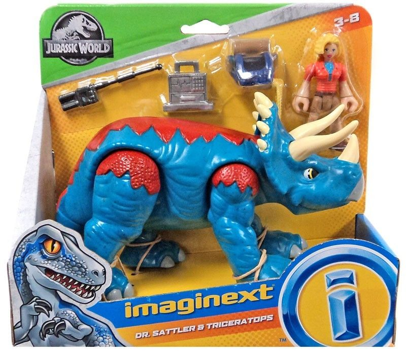 Fisher Price Jurassic World Imaginext Dr Sattler Triceratops Figure Set Hot Toys Iron Man Jurassic World Hot Toys They first appeared during the triassic period, between 243 and 233.23 million years ago. fisher price jurassic world imaginext