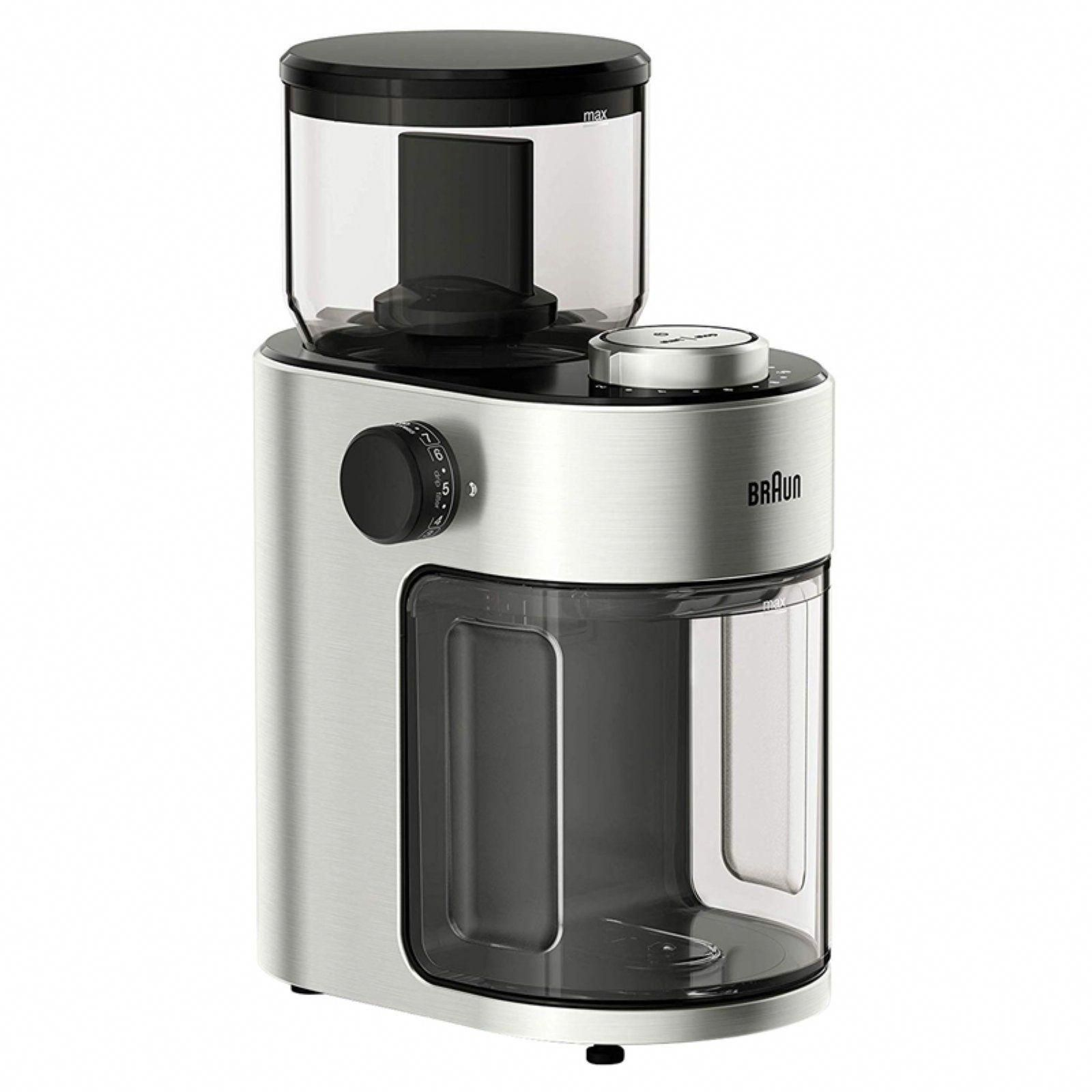 Hand Coffee Grinder with Conical Burr Works with ALL