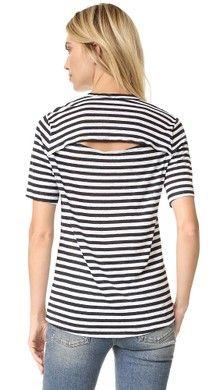 Pam & Gela Open Back Sweatshirt | SHOPBOP