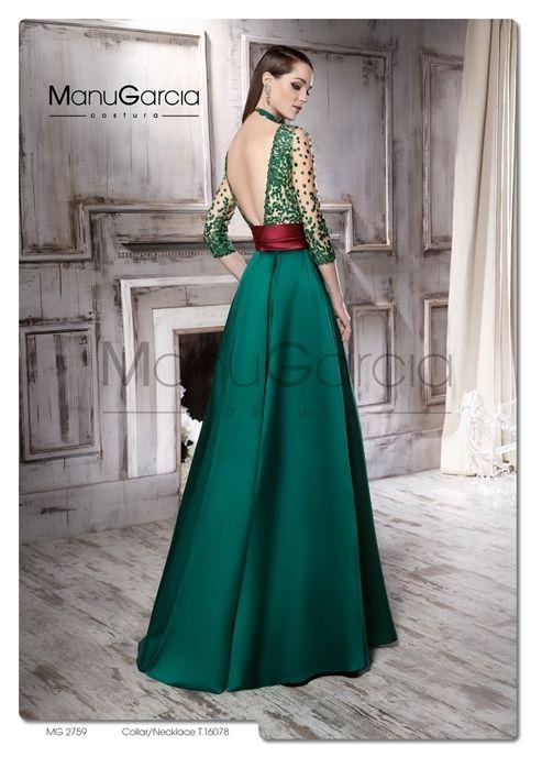 vestido manu garcia | vestidos de novia madre | pinterest | fashion