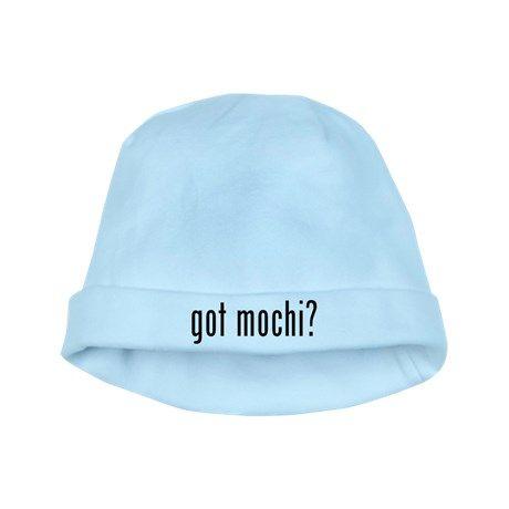 got mochi? baby hat