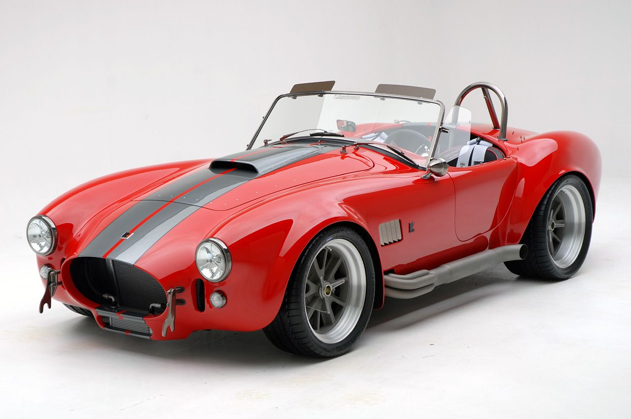 Replica based on a shelby cobra the shelby cobra sports car is one of the most common subject for a replica but