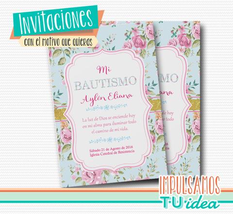 Tarjetas De Bautismo Con Frases Para Imprimir Imagui