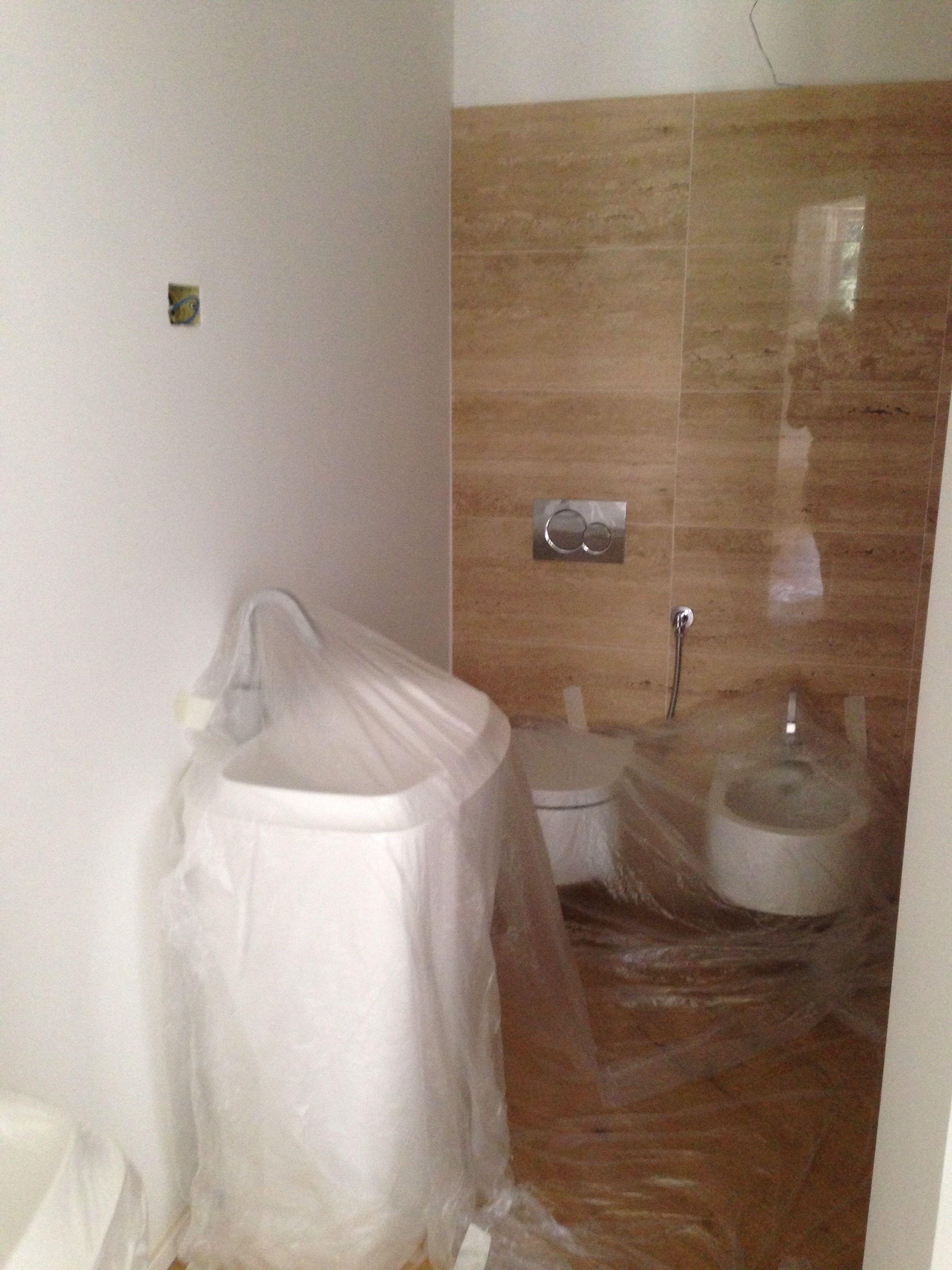 Travertino Bagno ~ Bagno travertino spazimodernisrl milano casa spazi moderni