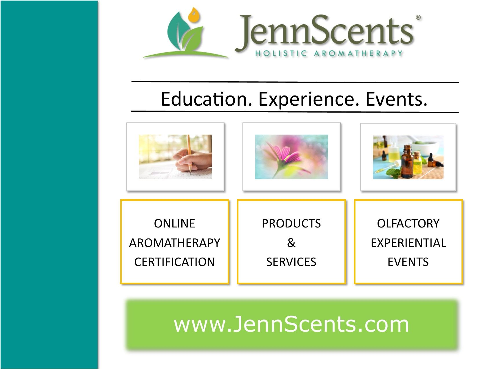 Jennscents Leading The Way In Olfactory Experiences Certification