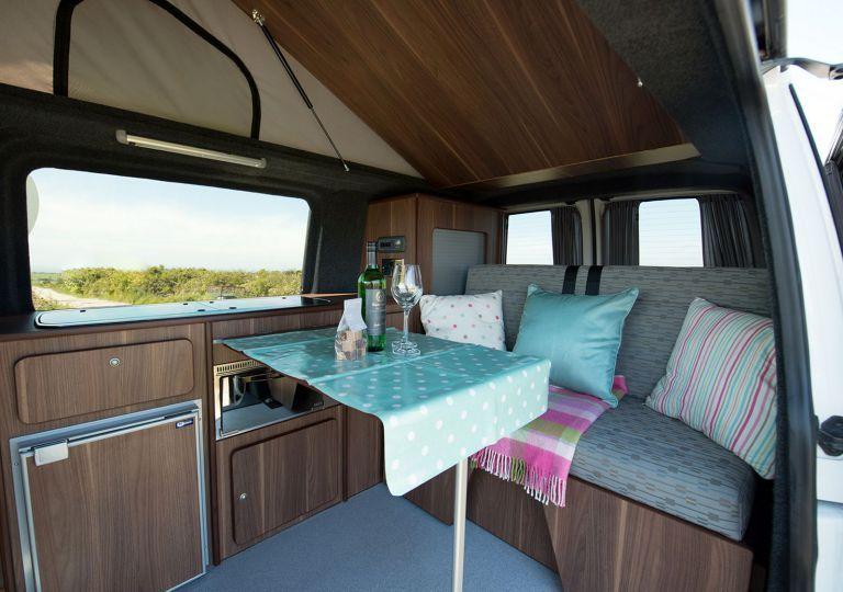 RV & Camper Van Interior Design 300 Campervan interior
