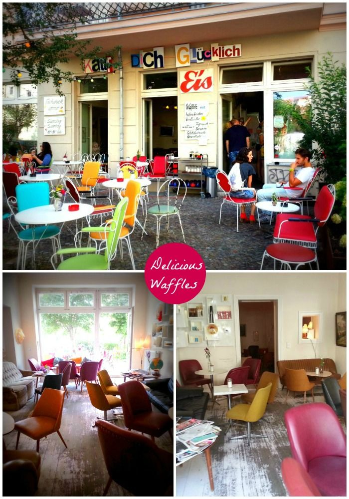 Kauf Dich Glcklich Caf In Berlin