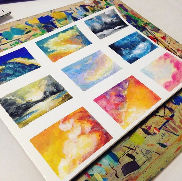 Experiment Watercolor Art Diy Art Painting Watercolor Art